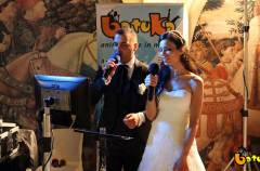karaoke matrimoni